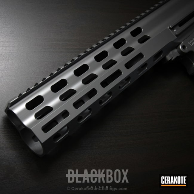 Cerakoted: Upper / Lower,Cerakote Elite Series,Smoke E-120