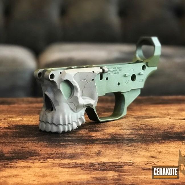 Cerakoted: Angstadt Arms,Spike's Tactical The Jack,MAGPUL® FLAT DARK EARTH H-267,Lower,Angstadt Arms Jack 9,Noveske Bazooka Green H-189,Jack