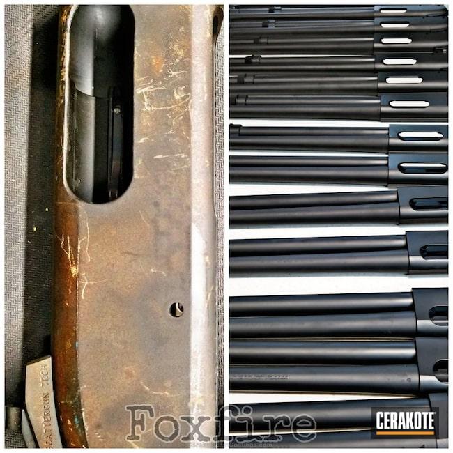 Cerakoted: Graphite Black H-146,Gun Parts