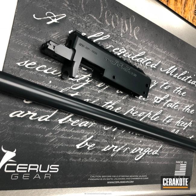 Cerakoted: Rifle,Brownells,Graphite Black H-146,Gun Parts,.22LR