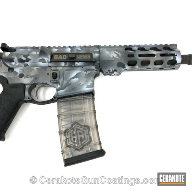 Cerakoted: Punisher,Sniper Grey H-234,AR Pistol,MultiCam,Spike's Tactical,Tungsten H-237,BATTLESHIP GREY H-213,Urban Multicam