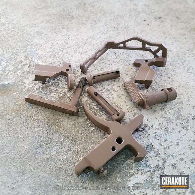 Cerakoted: Gun Parts,Pins,A.I. Dark Earth H-250