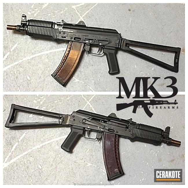Cerakoted: Graphite Black H-146,Tactical Rifle