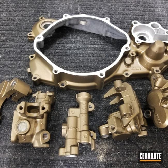 Cerakoted: Burnt Bronze H-148,More Than Guns