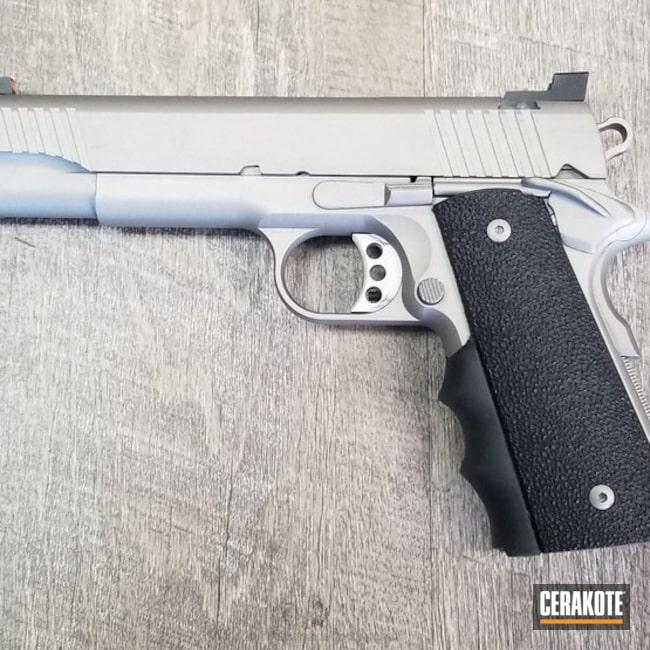 Cerakoted: Titanium H-170,Pistol,1911