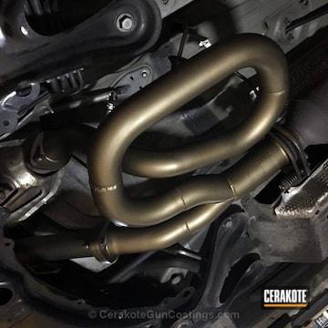 Cerakoted C Series Burnt Bronze