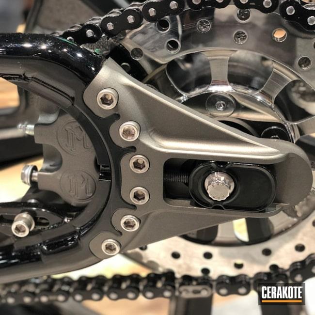Cerakoted: Motorcycles,Tungsten H-237,More Than Guns