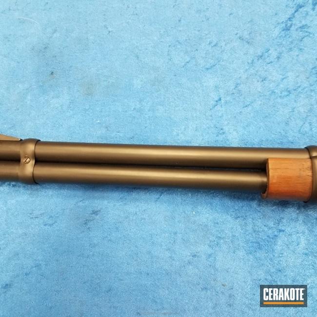 Cerakoted: Rifle,Marlin,Graphite Black H-146,Lever Action,Marlin 30-30