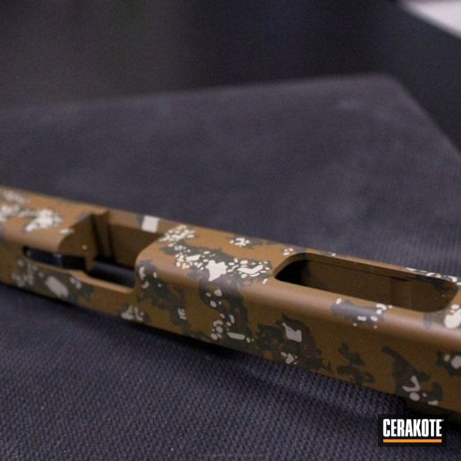 Pencott Badlands Custom Camo Finish