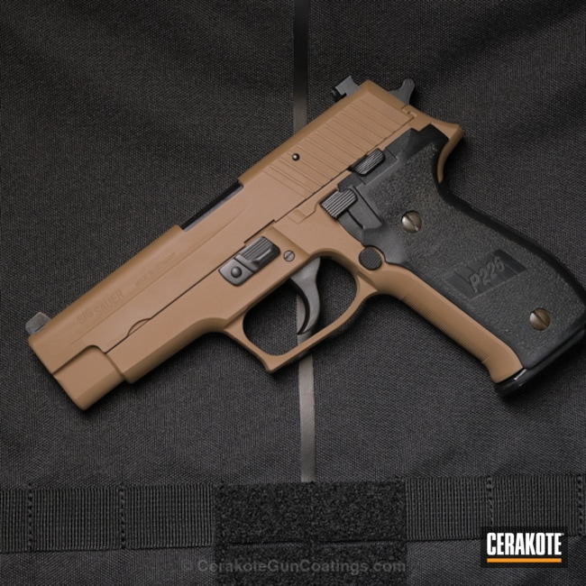 "Thumbnail image for project ""Two Tone Sig Sauer P226"""