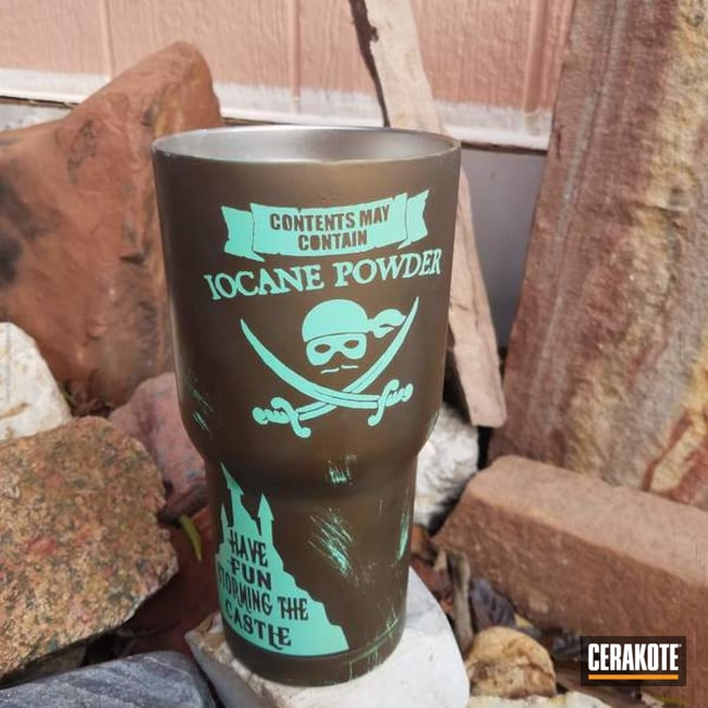 Custom Movie Themed Tumbler Cups