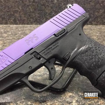 Cerakoted H-197 Wild Purple
