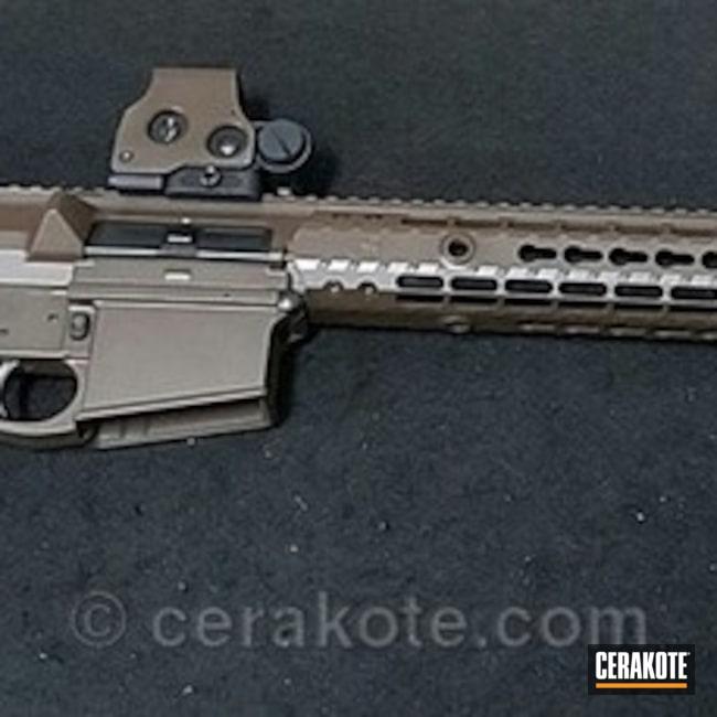 Cerakoted: AR Pistol,Graphite Black H-146,Tactical Rifle