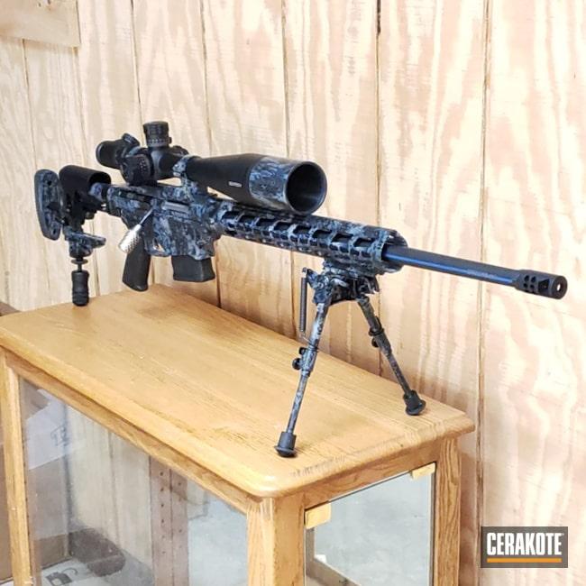 Cerakoted: Bolt Action Rifle,Hydrographics,Kryptek,Thin Blue Line,NRA Blue H-171,Graphite Black H-146,MATTE ARMOR CLEAR H-301,Laser Engrave