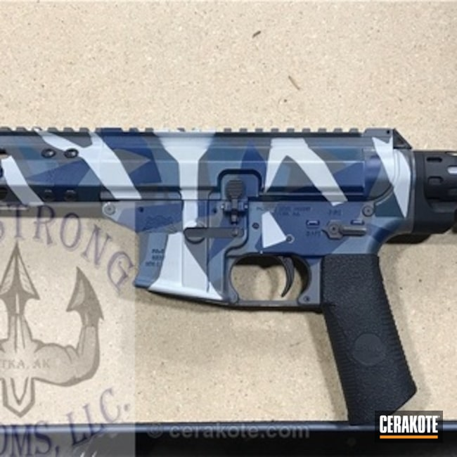 "Thumbnail image for project ""Urban Camo Cerakote Finish"""