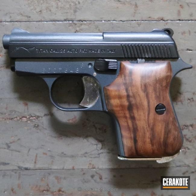 Cerakoted: Sniper Grey H-234,Conceal Carry,Graphite Black H-146,Restoration,Pistol