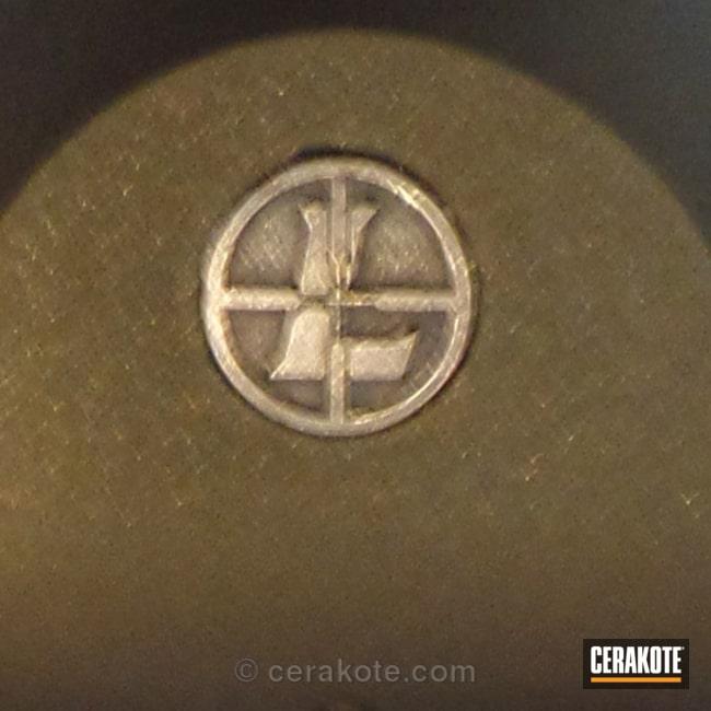 Cerakoted: Scope,X-Bolt,Leupold Scope,Burnt Bronze H-148,Browning X-Bolt,Leupold