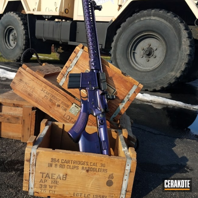Cerakoted: Rifle,Stag Arms,Graphite Black H-146,Diamondhead Hand Guard,Tactical Rifle,GunCandy Mongoose,AR-15,GunCandy