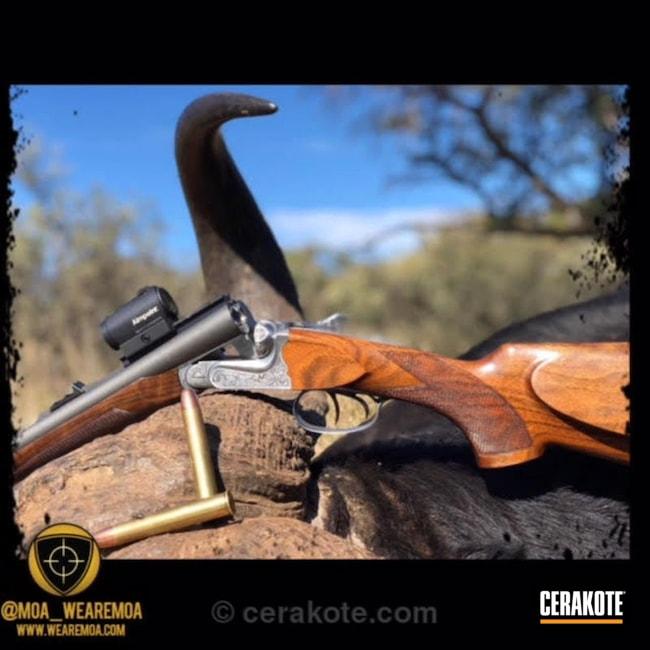 Cerakoted: Shotgun,Tungsten H-237