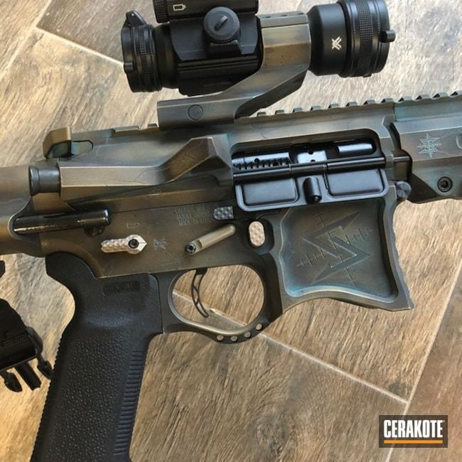 Cerakoted: Custom Mix,Robin's Egg Blue H-175,VORTEX® BRONZE H-293,Copper Patina,Burnt Bronze H-148,Tactical Rifle,Midnight Bronze H-294,Seekins Precision,VORTEX® BRONZE C-293,Patina,Custom Cerakote,Gold H-122