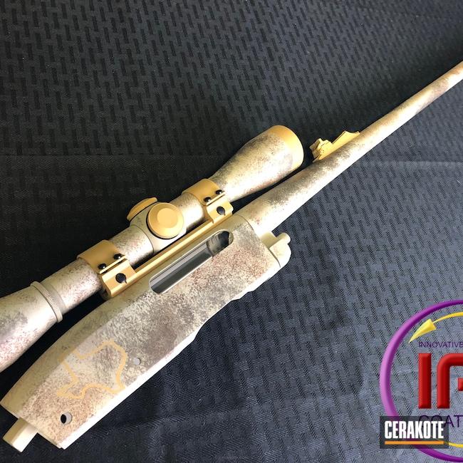 Cerakoted: Federal Brown H-212,BENELLI® SAND H-143,Gun Parts,Custom Camo,Gold H-122,Chocolate Brown H-258