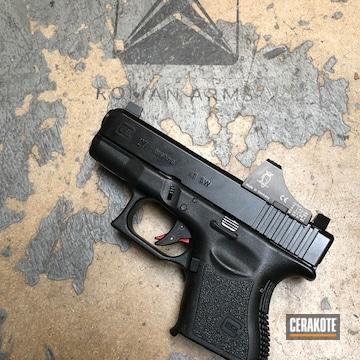 Cerakoted H-109 Gloss Black Glock 27