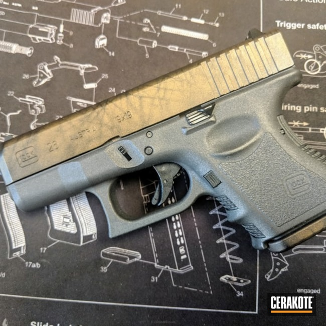 "Thumbnail image for project ""Freehand Camo Glock 26"""