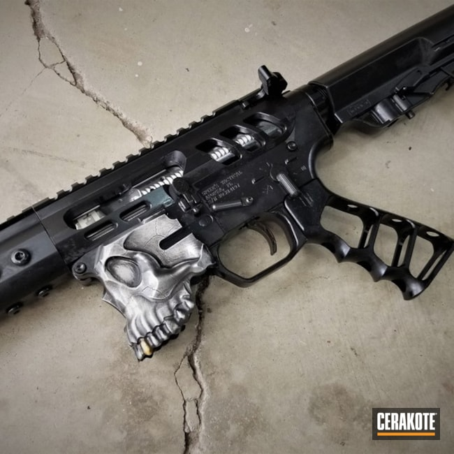 "Thumbnail image for project ""H-146 Graphite Black and H-147 Satin Mag"""