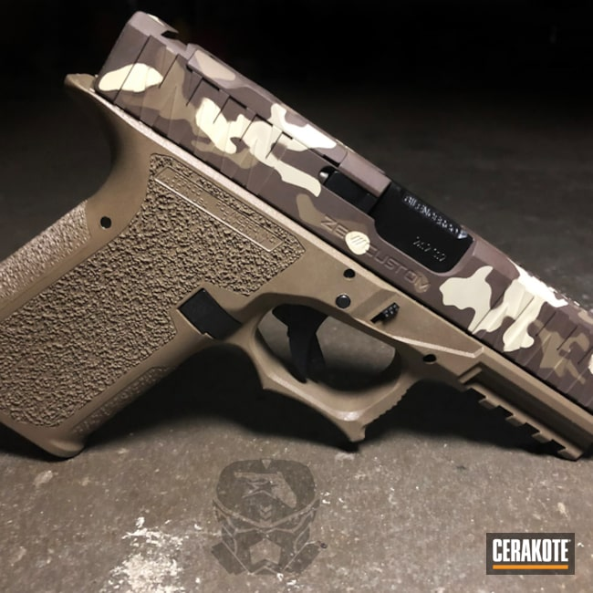 MultiCam FDE Finish