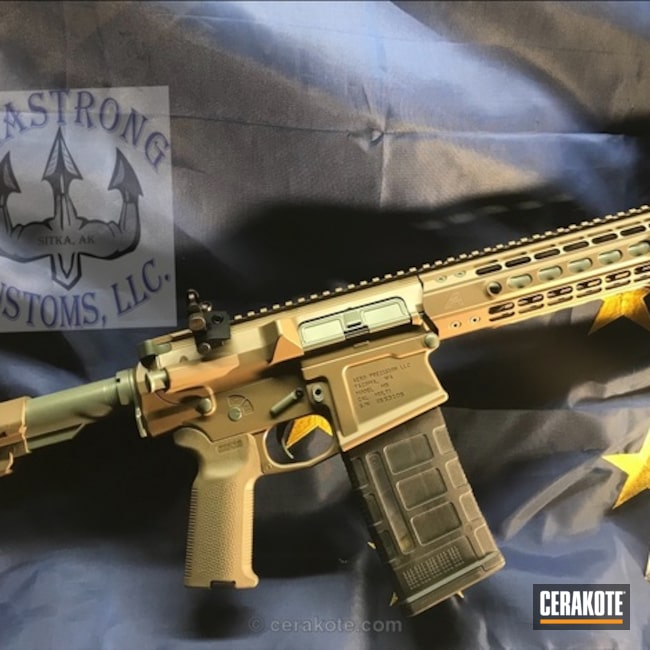 "Thumbnail image for project ""E-140 Jungle and H-267 MagPul Flat Dark Earth"""
