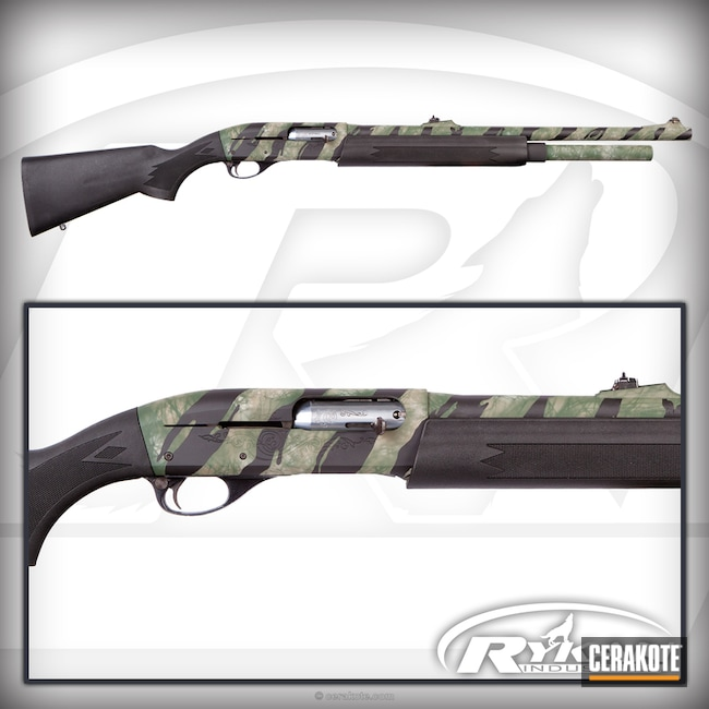 "Thumbnail image for project ""Predator Camo Finish"""