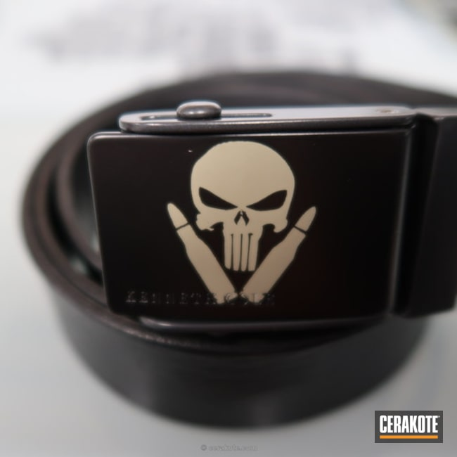 "Thumbnail image for project ""Punisher Belt Buckle"""