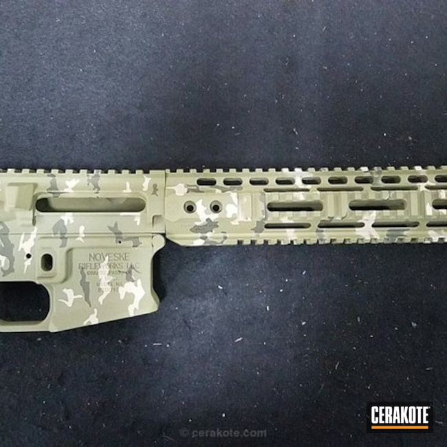 Upper / Lower / Handguard MultiCam