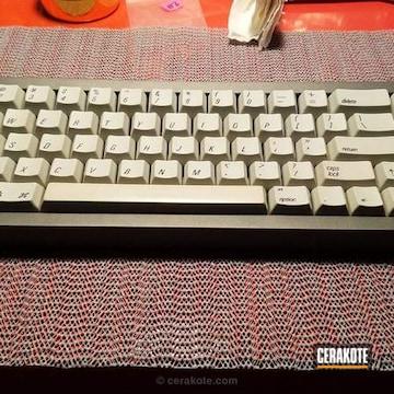 Cerakoted Cerakoted Retro Apple Keyboard