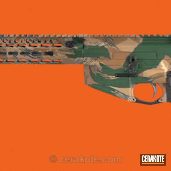 "Thumbnail image for project ""Rhodesian Cerakote Camo"""
