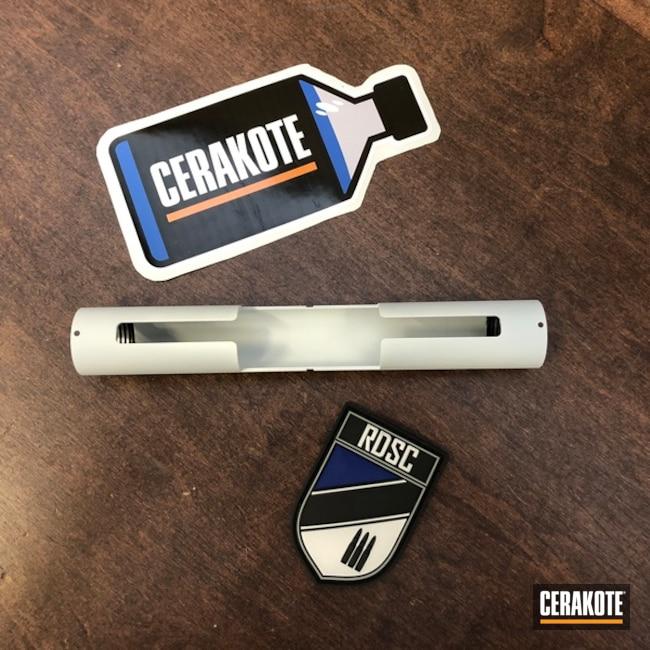 Cerakoted Cerakoted Battery Sleeve In H-900