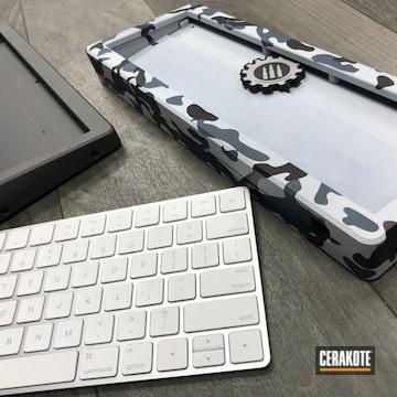 Cerakoted Custom Coated Keyboard Case