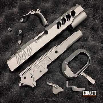 Cerakoted H-170 Titanium