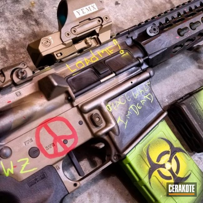 Total Apocalypse Themed AR Build