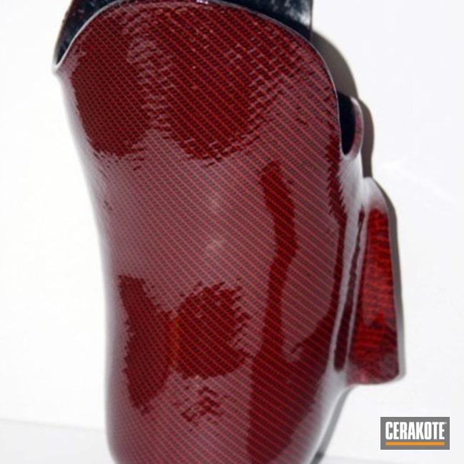 Cerakoted Custom Prosthetic Device Finished In Cerakote H-300