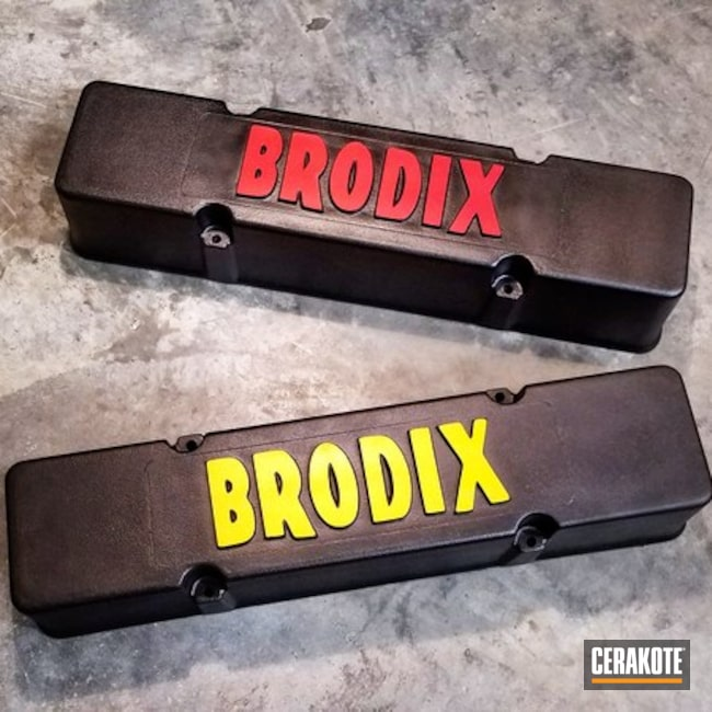 Brodix Valve Covers