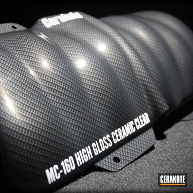 Cerakoted: HIGH GLOSS CERAMIC CLEAR MC-160,More Than Guns