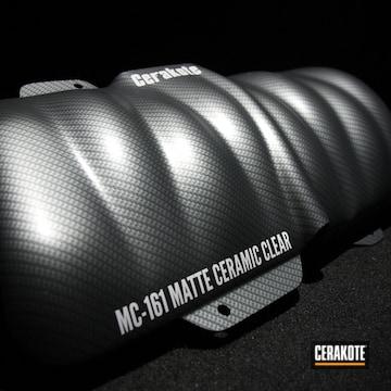 Cerakoted Mc-161 Matte Ceramic Clear