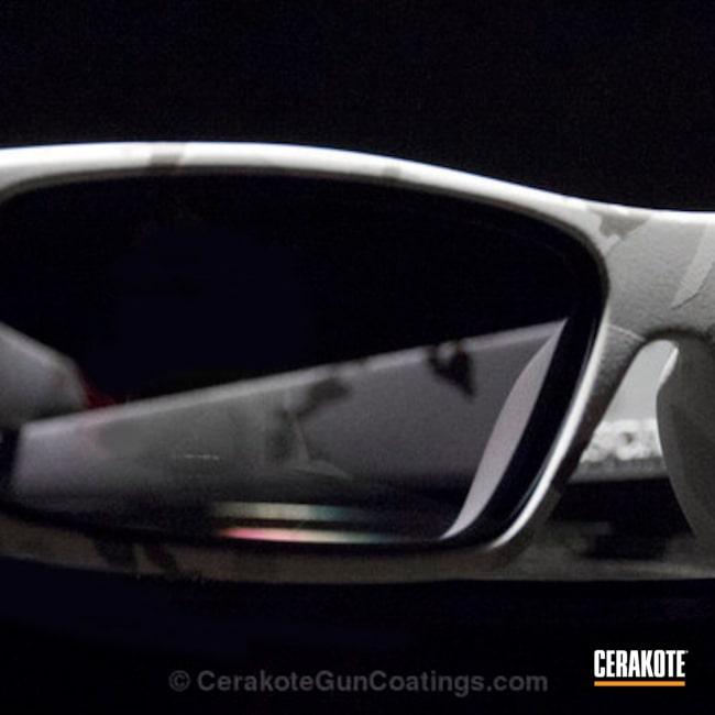 Cerakoted: Sunglasses,Oakley,More Than Guns,MATTE CERAMIC CLEAR MC-157
