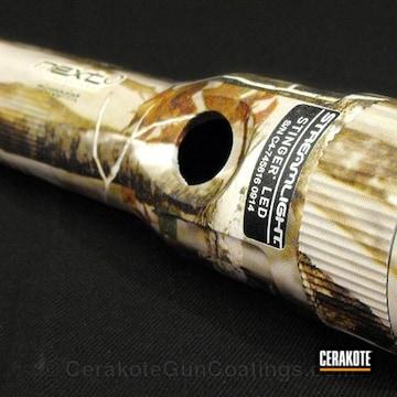 Cerakoted Clear Ceramic Coated Flashlight