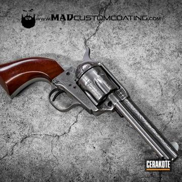 Cerakoted Uberti Revolver