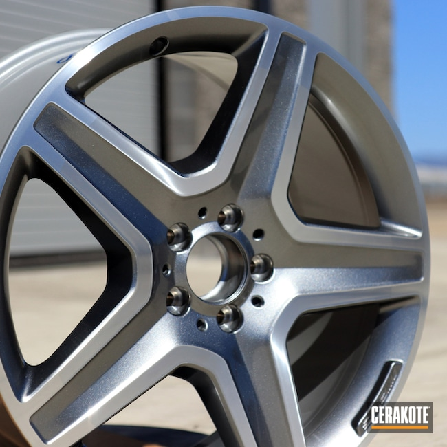 Cerakoted: HIGH GLOSS CERAMIC CLEAR MC-160,More Than Guns,Automotive,Wheels