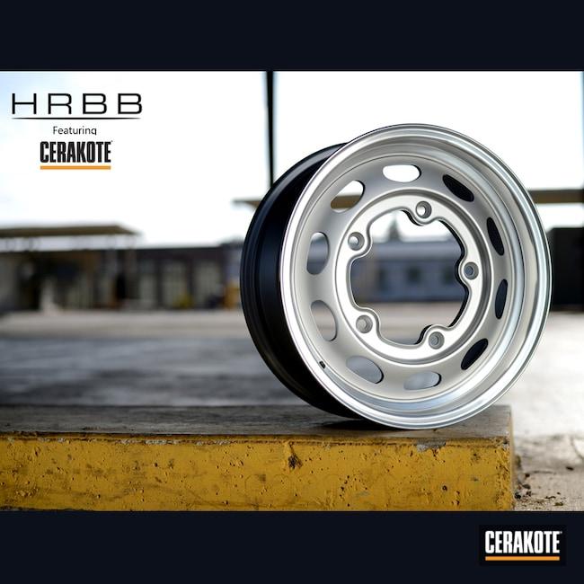 Cerakoted: More Than Guns,Automotive,MATTE CERAMIC CLEAR MC-157,Wheels
