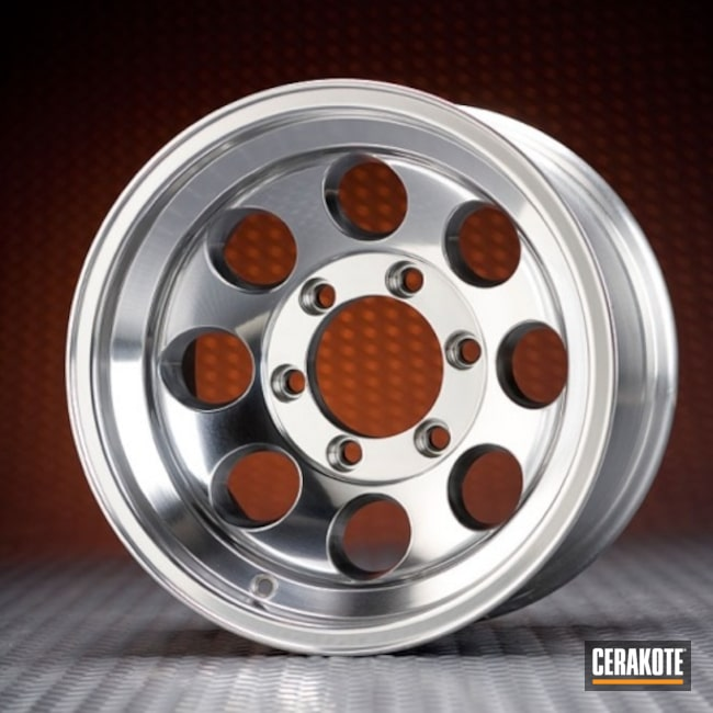Cerakoted: Automotive,High Temperature Coating,Wheels,HIGH GLOSS CERAMIC CLEAR MC-156