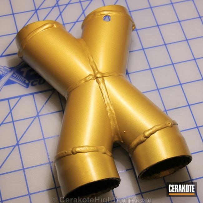 Cerakoted V-172 Gold